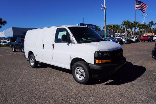 2021 Chevrolet Express 2500 4x2, Adrian Steel Upfitted Cargo Van #21G16 - photo 1