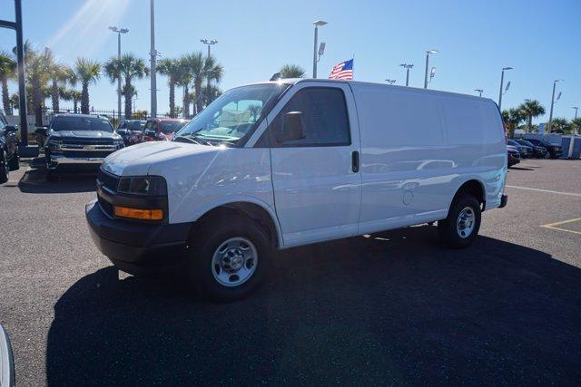 2021 Chevrolet Express 2500 4x2, Adrian Steel Upfitted Cargo Van #21G16 - photo 4
