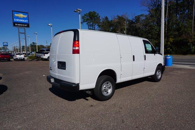 2021 Chevrolet Express 2500 4x2, Adrian Steel Upfitted Cargo Van #21G16 - photo 6