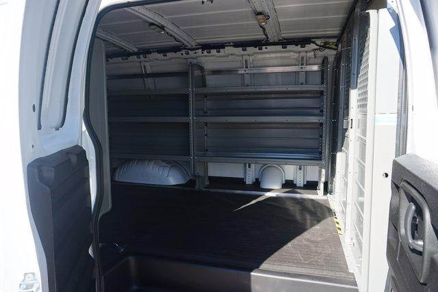 2021 Chevrolet Express 2500 4x2, Adrian Steel Upfitted Cargo Van #21G16 - photo 9