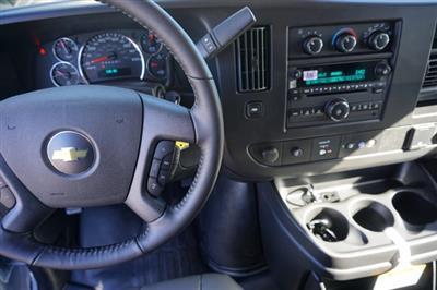 2021 Chevrolet Express 2500 4x2, Adrian Steel Upfitted Cargo Van #21G16 - photo 11
