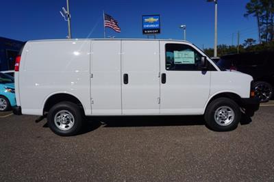 2021 Chevrolet Express 2500 4x2, Adrian Steel Upfitted Cargo Van #21G16 - photo 5