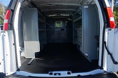 2021 Chevrolet Express 2500 4x2, Adrian Steel Upfitted Cargo Van #21G16 - photo 2