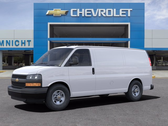 2021 Chevrolet Express 2500 4x2, Empty Cargo Van #21G21 - photo 3