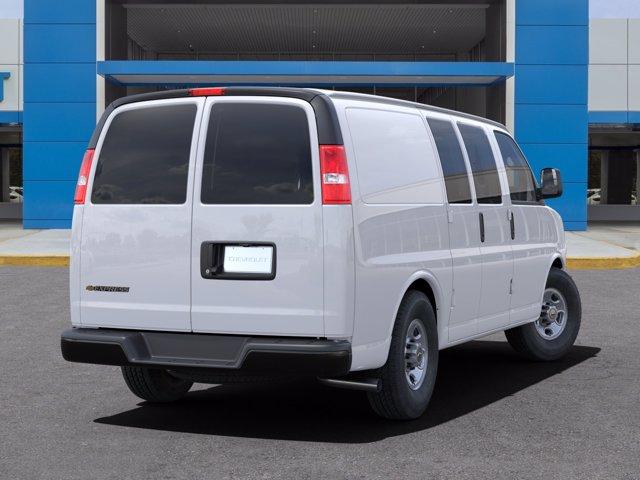 2021 Chevrolet Express 2500 4x2, Empty Cargo Van #21G21 - photo 1