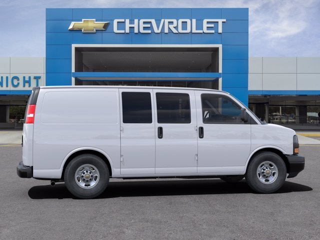 2021 Chevrolet Express 2500 4x2, Empty Cargo Van #21G21 - photo 5