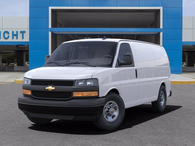 2021 Chevrolet Express 2500 4x2, Empty Cargo Van #21G21 - photo 6