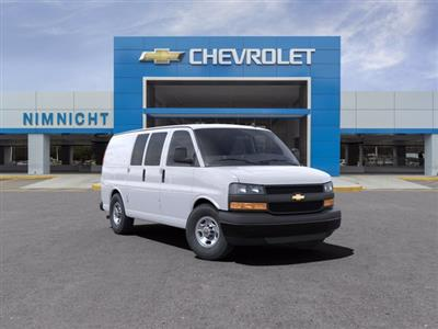 2021 Chevrolet Express 2500 4x2, Empty Cargo Van #21G21 - photo 1