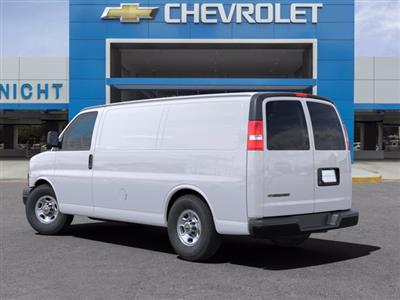 2021 Chevrolet Express 2500 4x2, Empty Cargo Van #21G21 - photo 4