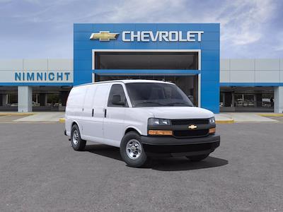 2021 Chevrolet Express 2500 4x2, Empty Cargo Van #21G29 - photo 1