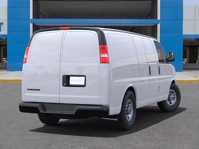 2021 Chevrolet Express 2500 4x2, Empty Cargo Van #21G29 - photo 2