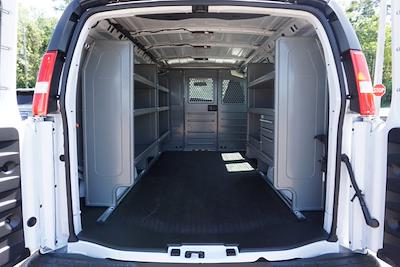 2021 Chevrolet Express 2500 4x2, Adrian Steel Upfitted Cargo Van #21G37 - photo 2