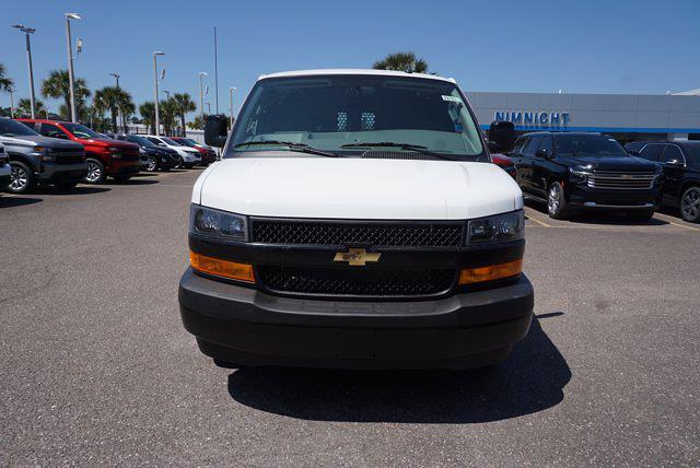2021 Chevrolet Express 2500 4x2, Adrian Steel Upfitted Cargo Van #21G38 - photo 5
