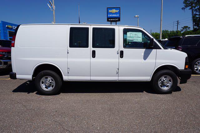 2021 Chevrolet Express 2500 4x2, Adrian Steel Upfitted Cargo Van #21G38 - photo 3