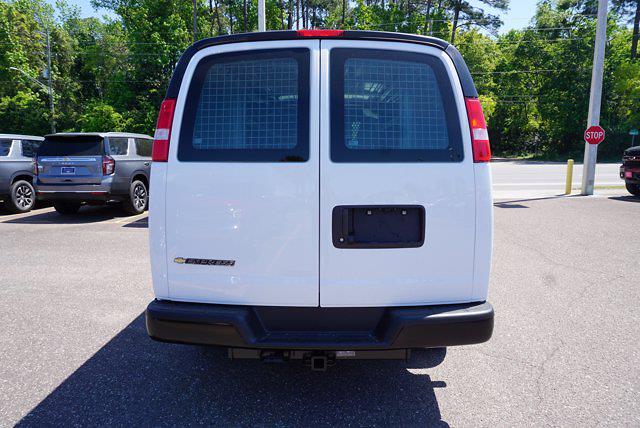 2021 Chevrolet Express 2500 4x2, Adrian Steel Upfitted Cargo Van #21G38 - photo 4