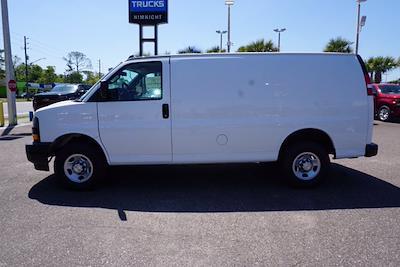 2021 Chevrolet Express 2500 4x2, Adrian Steel Upfitted Cargo Van #21G39 - photo 8