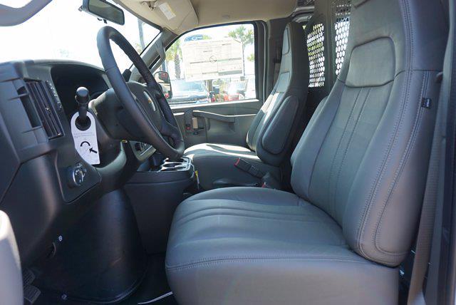 2021 Chevrolet Express 2500 4x2, Adrian Steel Upfitted Cargo Van #21G40 - photo 10