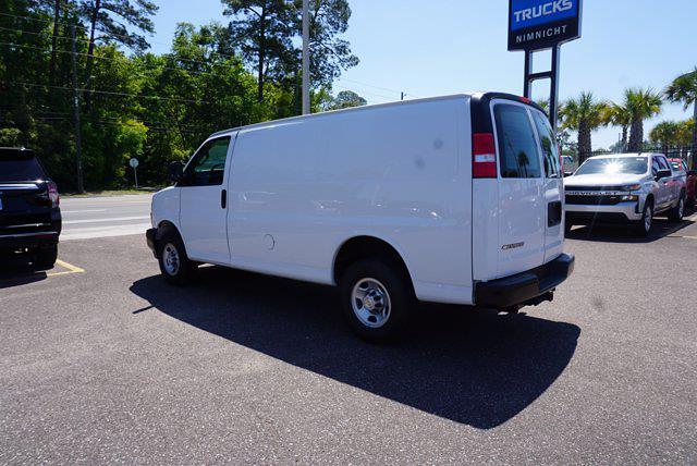 2021 Chevrolet Express 2500 4x2, Adrian Steel Upfitted Cargo Van #21G40 - photo 6