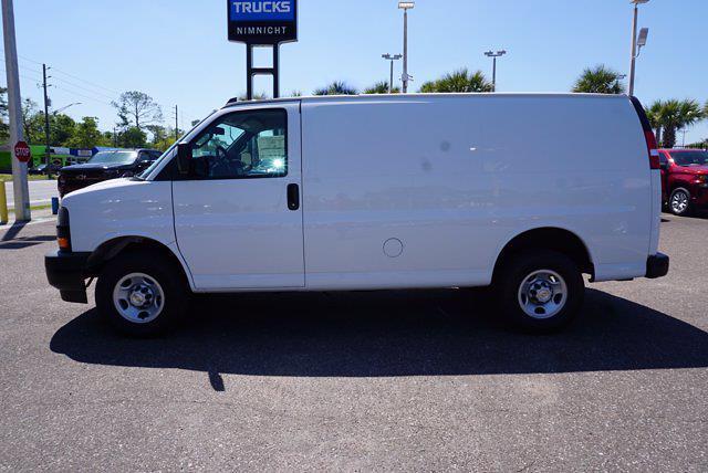 2021 Chevrolet Express 2500 4x2, Adrian Steel Upfitted Cargo Van #21G40 - photo 8