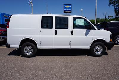 2021 Chevrolet Express 2500 4x2, Adrian Steel Upfitted Cargo Van #21G40 - photo 3