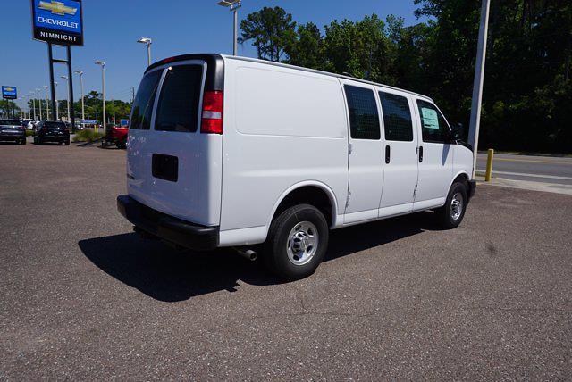 2021 Chevrolet Express 2500 4x2, Adrian Steel Upfitted Cargo Van #21G44 - photo 9