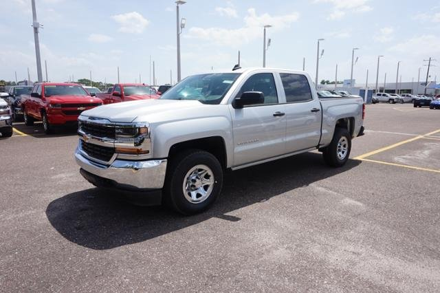 2017 Silverado 1500 Crew Cab 4x4,  Pickup #7C1590 - photo 4