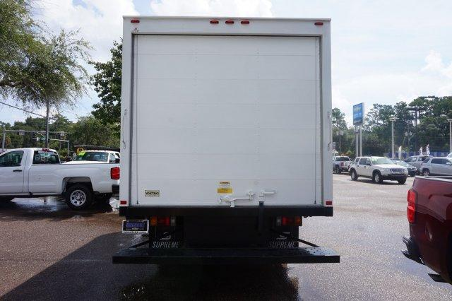 2017 LCF 4500HD Regular Cab 4x2,  Supreme Signature Van Dry Freight #7C413 - photo 2