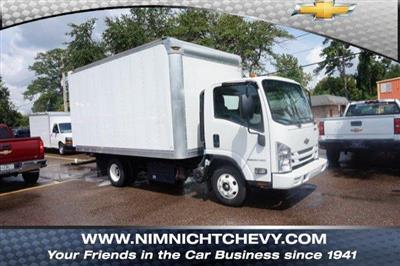 2017 LCF 4500HD Regular Cab 4x2,  Supreme Signature Van Dry Freight #7C413 - photo 1