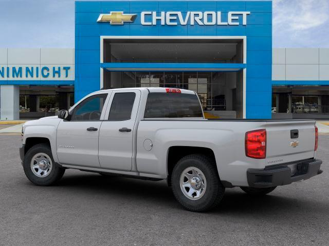 2018 Silverado 1500 Double Cab 4x2,  Pickup #8C1055 - photo 4