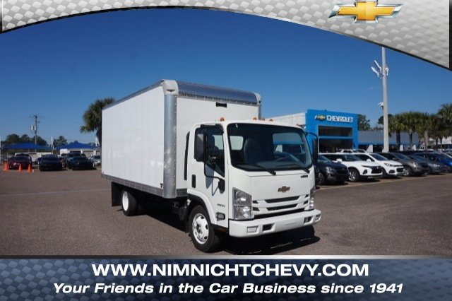 2018 LCF 4500 Regular Cab 4x2,  Knapheide Dry Freight #8C1578 - photo 1