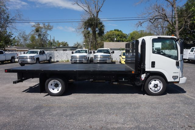 2018 LCF 4500 Regular Cab 4x2,  Cadet Phoenix Platform Body #8C1593 - photo 6