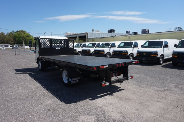 2018 LCF 4500 Regular Cab 4x2,  Cadet Phoenix Platform Body #8C1593 - photo 8