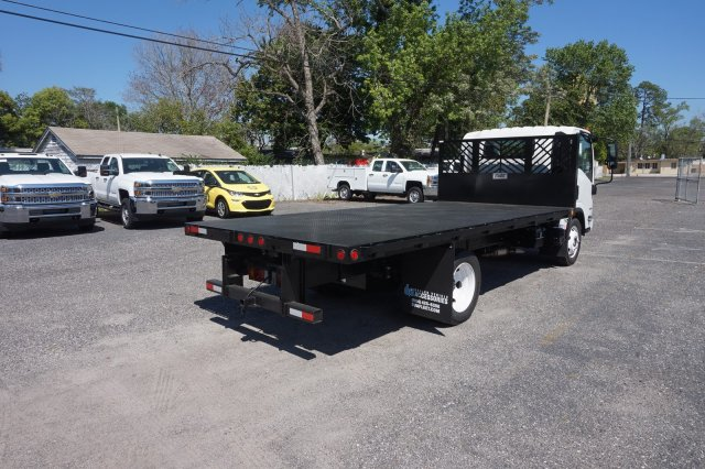 2018 LCF 4500 Regular Cab 4x2,  Platform Body #8C1593 - photo 2