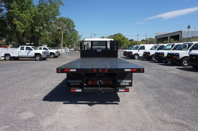 2018 LCF 4500 Regular Cab 4x2,  Platform Body #8C1593 - photo 7