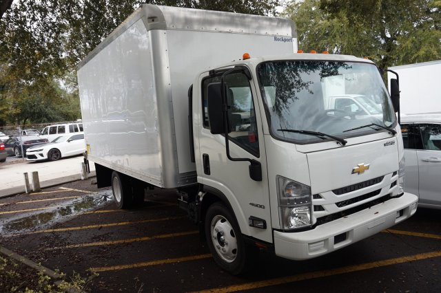 2018 LCF 4500 Regular Cab 4x2, Rockport Cutaway Van #8C1669 - photo 1