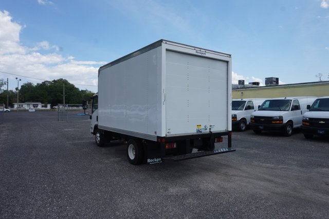 2018 LCF 3500 Regular Cab 4x2,  Rockport Truck Body Dry Freight #8C1674 - photo 9