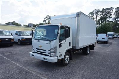 2018 LCF 3500 Regular Cab 4x2,  Rockport Truck Body Dry Freight #8C1674 - photo 3