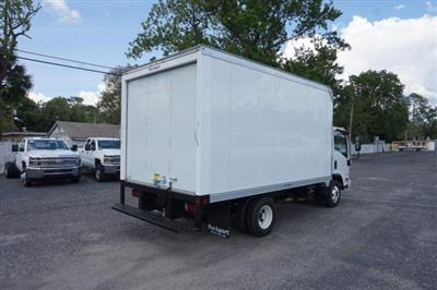 2018 LCF 3500 Regular Cab 4x2,  Rockport Truck Body Dry Freight #8C1674 - photo 2