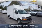 2018 Express 3500 4x2, Rockport Cargoport Cutaway Van #8G116 - photo 1