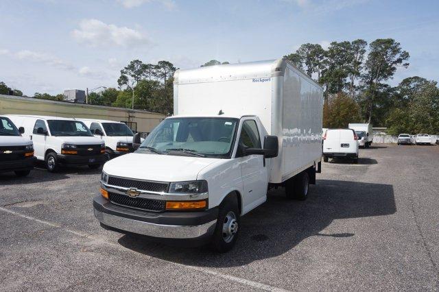 2018 Express 3500 4x2,  Rockport Cutaway Van #8G120 - photo 4