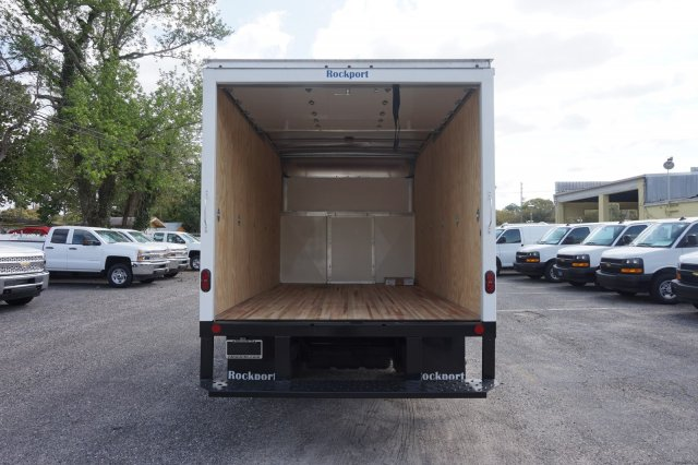 2018 Express 3500 4x2,  Rockport Cutaway Van #8G120 - photo 8