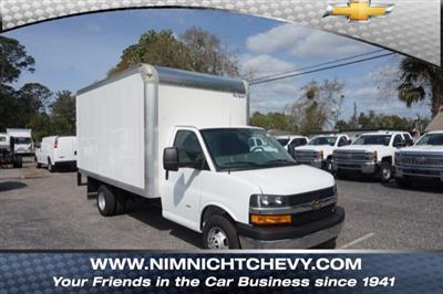 2018 Express 3500 4x2,  Rockport Cutaway Van #8G120 - photo 1