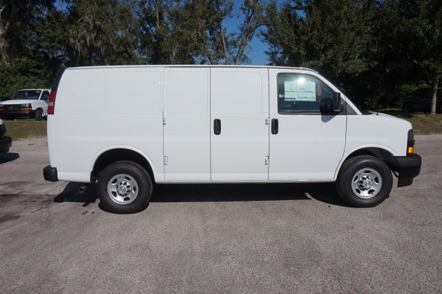 2018 Express 2500 4x2,  Adrian Steel Upfitted Cargo Van #8G134 - photo 6