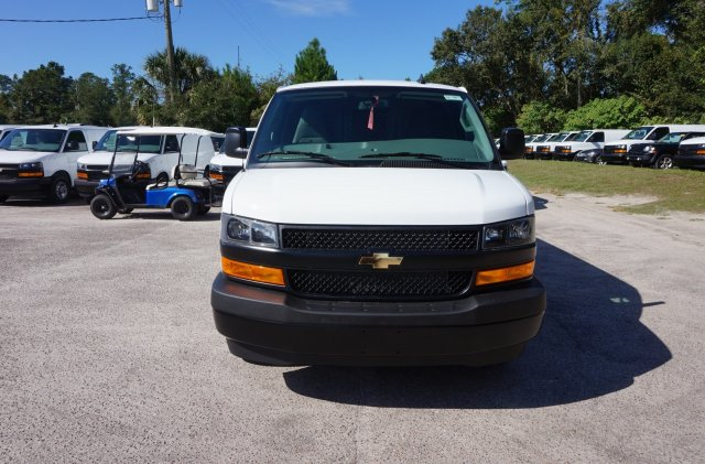2018 Express 2500 4x2,  Adrian Steel Upfitted Cargo Van #8G142 - photo 3