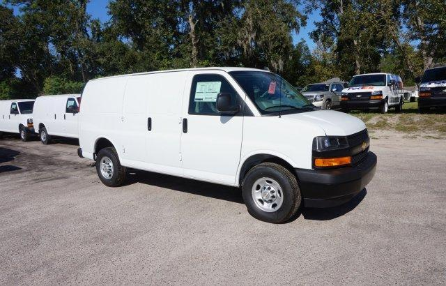 2018 Express 2500 4x2,  Adrian Steel Commercial Shelving Upfitted Cargo Van #8G144 - photo 5