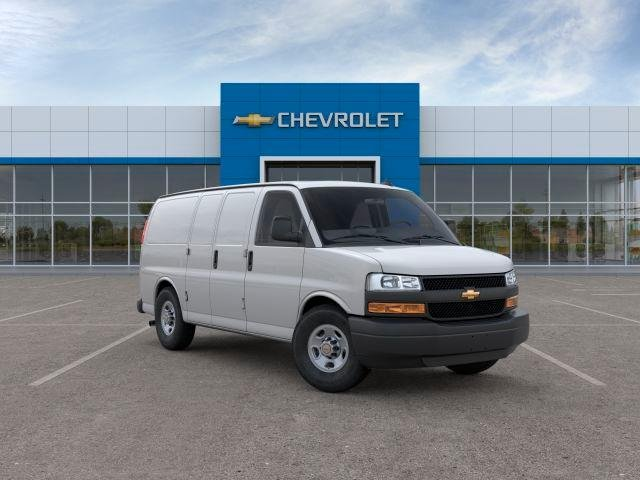 2018 Express 2500 4x2,  Adrian Steel Commercial Shelving Upfitted Cargo Van #8G146 - photo 1