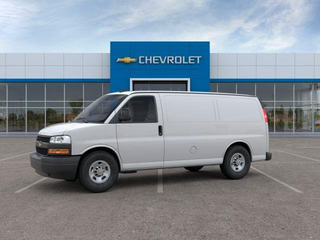 2018 Express 2500 4x2,  Adrian Steel Commercial Shelving Upfitted Cargo Van #8G146 - photo 4