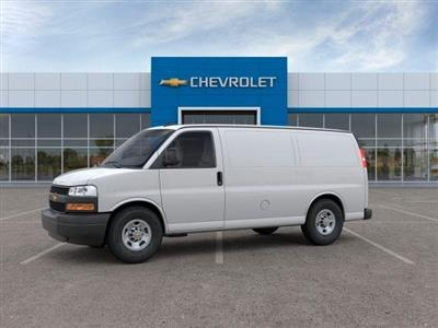 2018 Express 2500 4x2,  Adrian Steel Commercial Shelving Upfitted Cargo Van #8G146 - photo 3