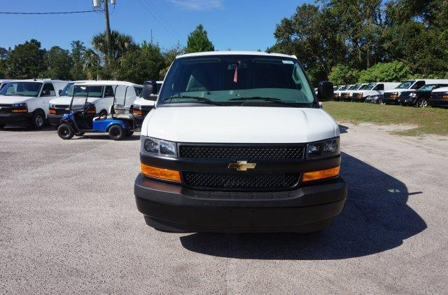 2018 Express 2500 4x2,  Adrian Steel Commercial Shelving Upfitted Cargo Van #8G151 - photo 3