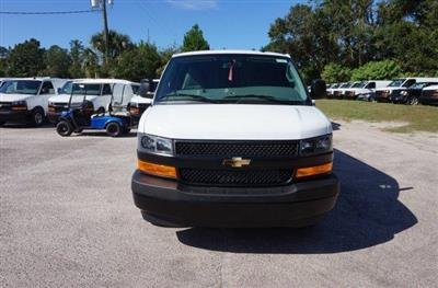 2018 Express 2500 4x2,  Adrian Steel Commercial Shelving Upfitted Cargo Van #8G152 - photo 3